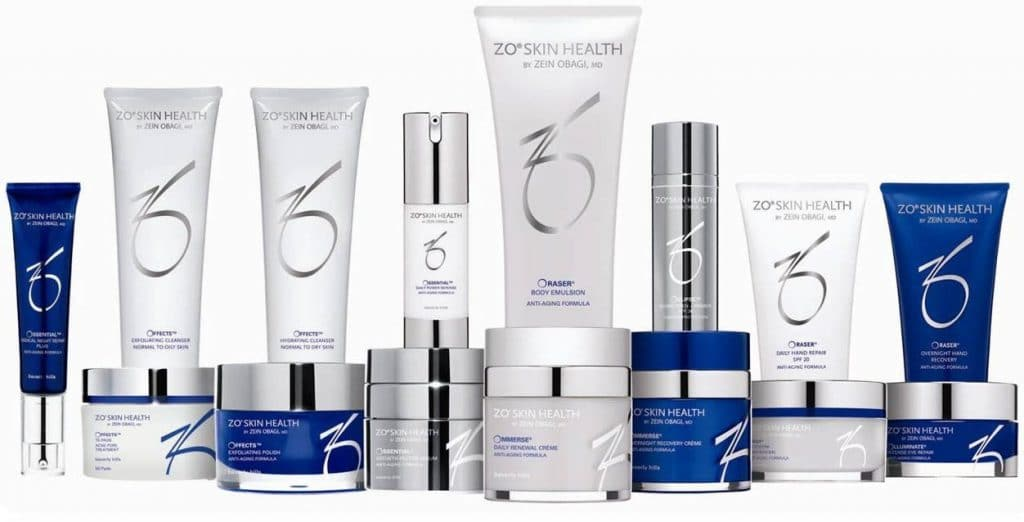 zo skin health 1024x522 - ZO Skin Health and Facials