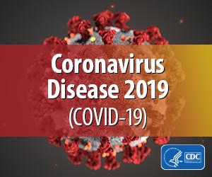 Coronavirus badge 300 - COVID-19 Updates